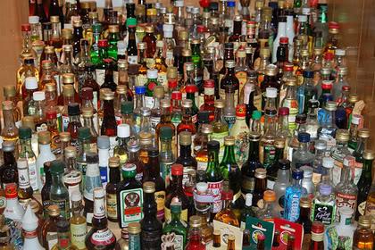 Mini-liquor-bottles